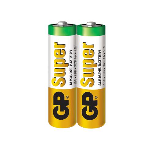 LR6 GP15A-S2 Super alkáli ceruza elem fóliás