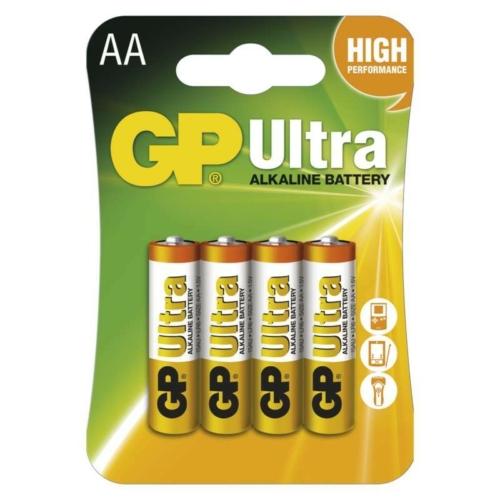 LR6 GP15AU-C4 Ultra alkáli ceruza elem bliszteres