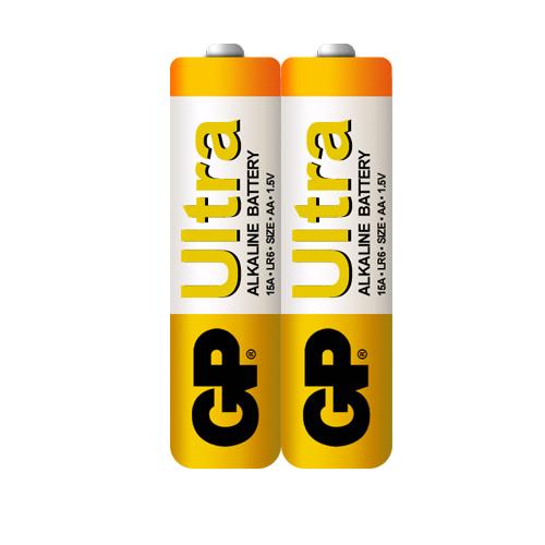 LR6 GP15AU-S2 Ultra alkáli ceruza elem fóliás