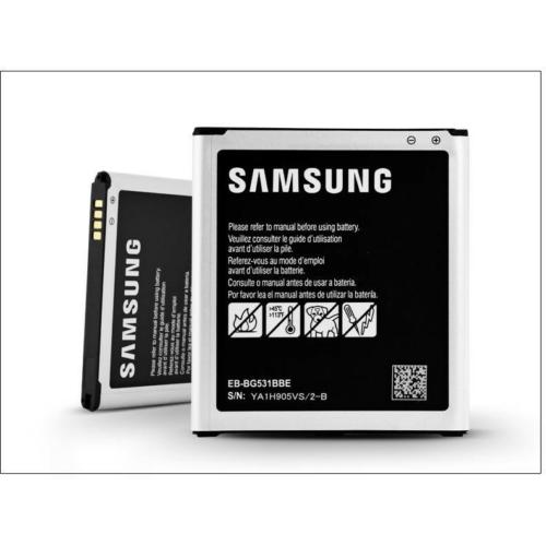 Mobil akku Samsung Galaxy J3 EB-BG531BBE 2600mAh Li-Ion