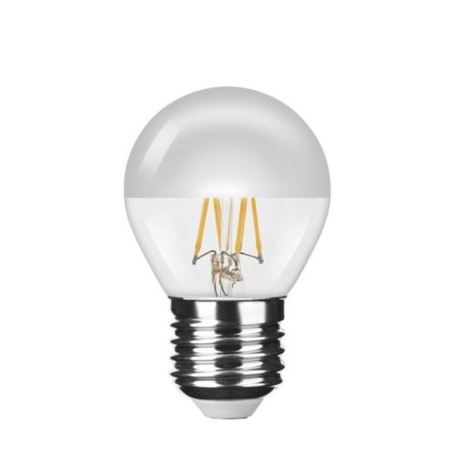 Modee LED izzó mini gömb P45 4W E27 foglalat 2700K
