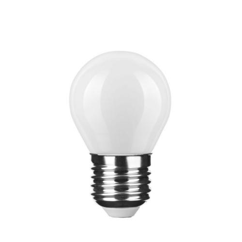 Modee LED izzó mini gömb 4W E27 foglalat 4000K