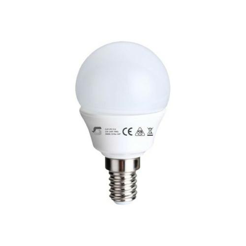 Modee LED izzó mini gömb G45 4W E27 foglalat 2700K