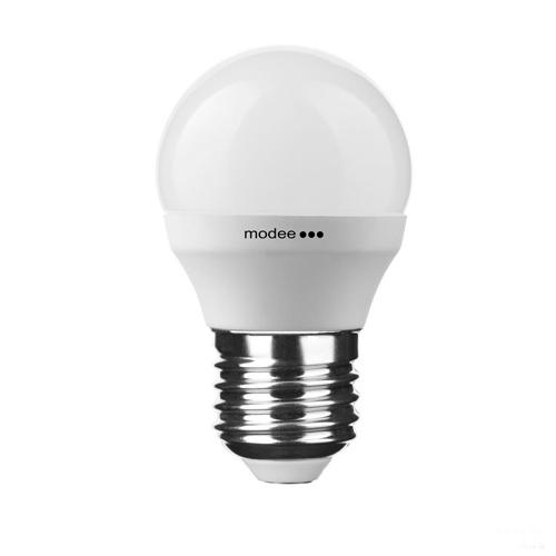 Modee LED izzó mini gömb G45 6W E27 foglalat 4000K