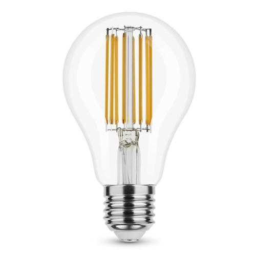 Modee LED izzó gömb A70 12W E27 foglalat 2700K (1521Lumen)