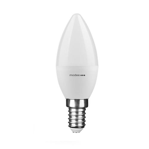 Modee LED izzó gyertya 4W E14 foglalat 2700K