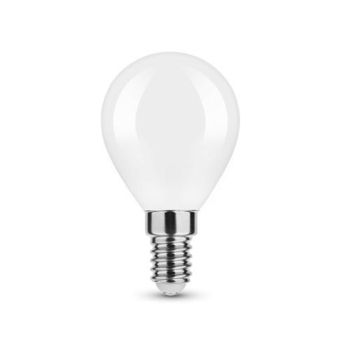 Modee LED izzó mini gömb G45 4W E14 foglalat 2700K