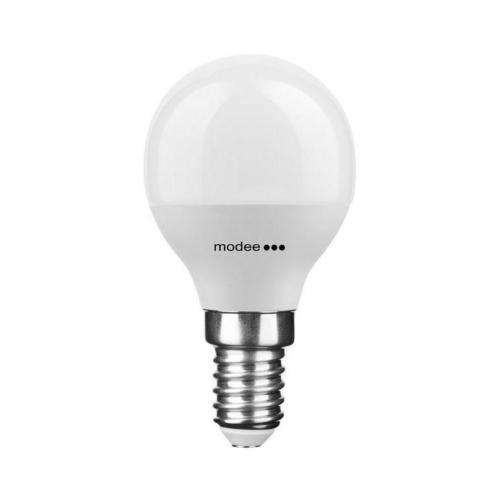 Modee LED izzó mini gömb G45 7W E27 foglalat 6000K