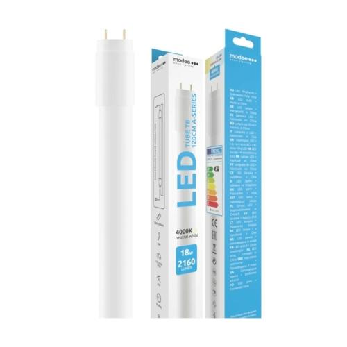 Modee Smart Lighting LED fénycső T8 Glass 18W 1200mm 4000K