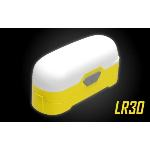 Nitecore LR30 tölthető LED kempinglámpa