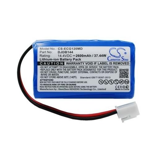 Orvosi műszer akkumulátor Edan készülékhez 14.4V 2600mAh Li-Ion