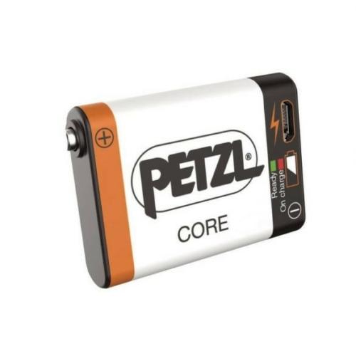 Petzl Core Hybrid akkumulátor fejlámpákhoz Li-ion 1250mAh USB töltős