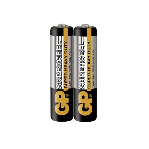 R03 GP24S-S2 Supercell mikro elem fóliás
