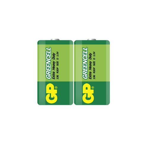 R20 GP13G-S2 Greencell góliát elem fóliás