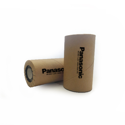 SC 1900 mAh Panasonic akku Ni-Cd 23*43mm HD