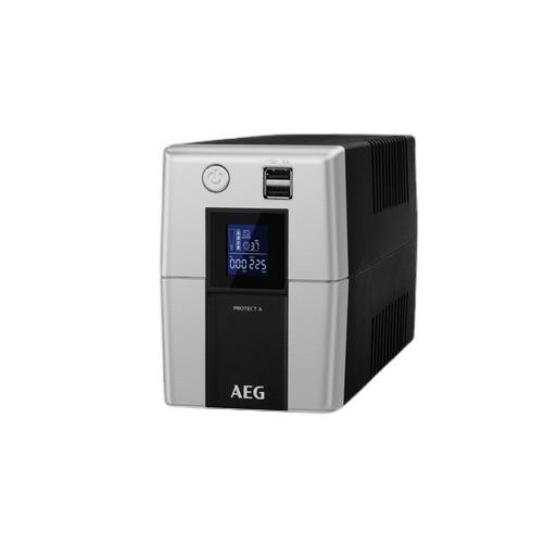 Szünetmentes tápegység AEG Protect A700 (700VA/420W)