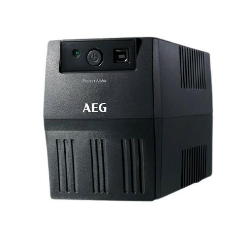 Szünetmentes tápegység AEG Protect Alpha 600 (600VA/360W)