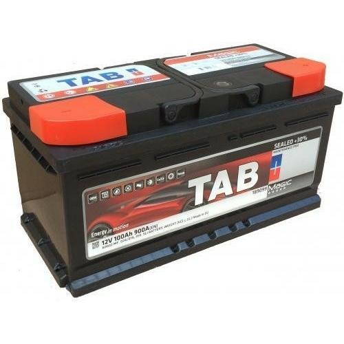 TAB Magic 100Ah 900A indító akkumulátor 353*175*175