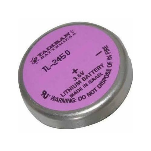 TL2450  lítium gomb elem 3,6V Tadiran