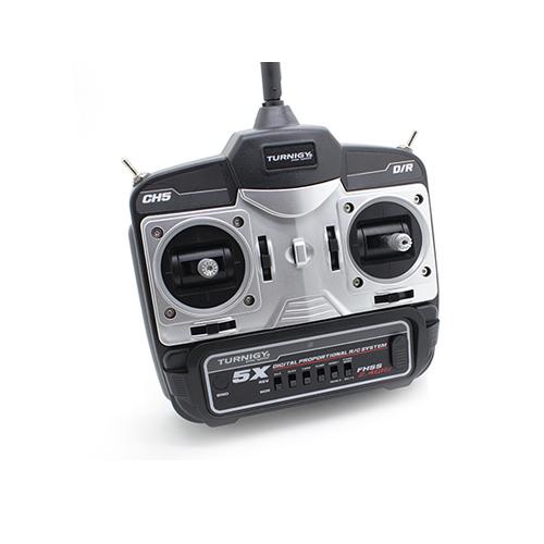 Turnigy 5X 5Ch Mini Távírányitó